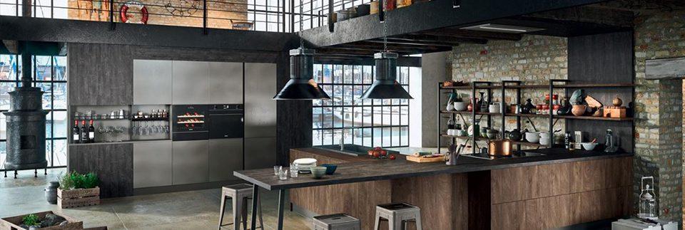 Cucina Astra Industrial IK